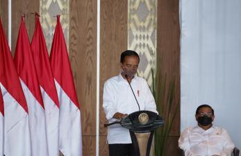 Jokowi Minta Kepala Daerah Waspada Gelombang Ketiga