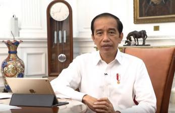 Jokowi: Intensitas Bencana Meningkat Signifikan Tiap Tahun