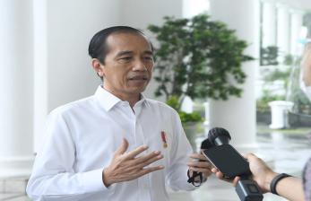 Jokowi Terbitkan Perpres Penanggulangan Ekstremisme