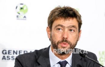 Serius di Liga Super Eropa, Bos Juve Keluar dari ECA