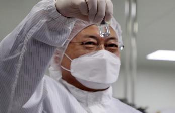 Korsel Upayakan Pembelian 40 Juta Dosis Vaksin Novavax