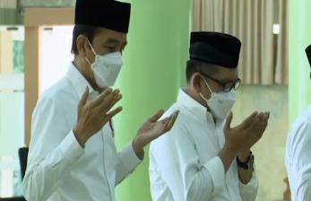 Jokowi: Artidjo Alkostar Sosok yang Berintegritas Tinggi