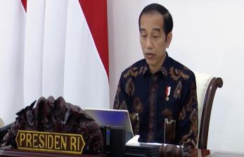 Jokowi: Pemerintah Harus Yakin Piala Dunia U-20 Aman Corona
