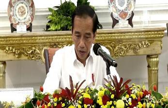 Pesan Jokowi untuk Mendagri dan Kepala Daerah