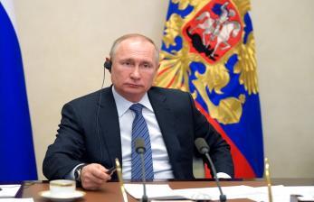 Putin Teken Aturan Baru Penggunaan Senjata Nuklir