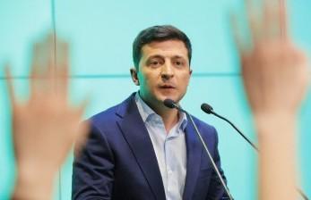 Presiden Ukraina: Karantina Selamatkan Kita