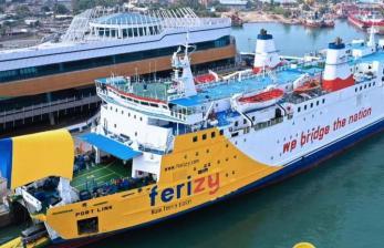 ASDP Mulai Pakai Listrik Untuk Kapal Ferry