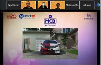 Honda Raih Penghargaan inovasi Penjualan Online