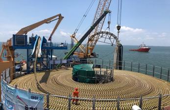 PLN Target Rampungkan Kabel Laut Sumatra-Bangka Akhir 2021
