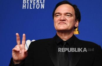 Cuti Jadi Sutradara, Quentin Tarantino Menulis Ulasan Film