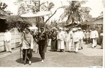Benarkah Raja dan Bangsawan Jawa Kadrun?