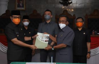Pemkot dan DPRD Kota Sukabumi Bahas Raperda RTRW 2021-2041