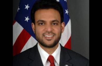 Rashad Hussain, Muslim Amerika Kandidat Dubes IRF
