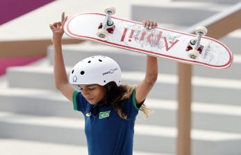 Pujian Hawk Hingga Pele untuk 'Sang Peri' Skateboard Brasil