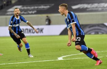Barella: Kemenangan Atas Leverkusen Bukti Kualitas Inter