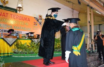 Lulusan Perguruan Tinggi Dituntut Miliki Kemampuan Adaptif