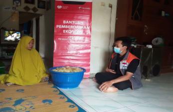 Bantuan Modal Rumah Zakat Bantu Tingkatkan Omset Usaha