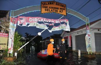 Rumah Zakat Salurkan Bantuan Bagi Korban Banjir Kalsel