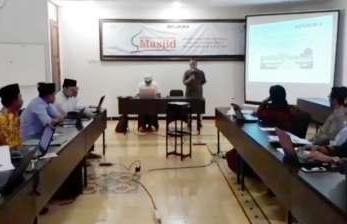 Pelatihan Akutansi Masjid Tingkatkan Kepercayaan Jamaah