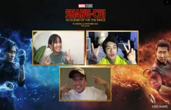 Tiga Musisi Muda Indonesia Isi OST Film <em>Shang-Chi</em>