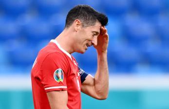 Lewandowski Kecewa Polandia Gagal Lolos ke Babak 16 Besar