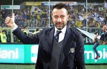 Roberto D'Aversa: Parma Buat Juventus Ketakutan