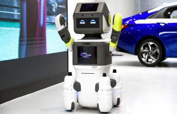 Hyundai Kembangkan Robot untuk Tenaga Sales