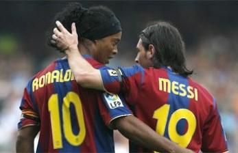 Lampard: Messi dan Ronaldinho Lawan Tersulit