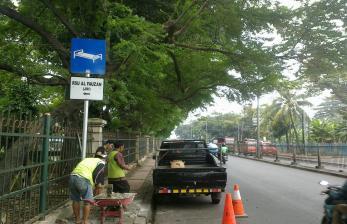 JIH Hibahkan Jembatan RS ke Pemprov DKI