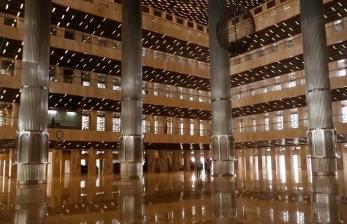 Masjid Istiqlal Segera Dibuka Kembali
