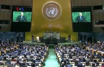 Sidang PBB, Ketegangan Iran-AS, dan Wapres JK