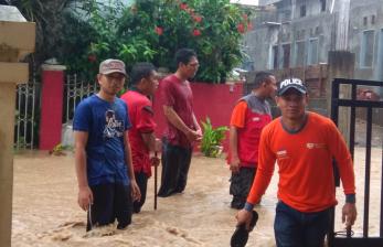 500 Warga Mengungsi Akibat Banjir dan Longsor di Manado