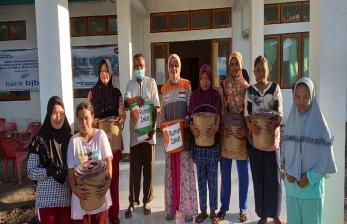 Rumah Zakat Salurkan <em>Hygiene Kit</em> untuk Masyarakat Alor