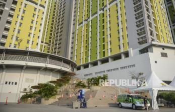 Jokowi Nilai Rusun Pasar Rumput Istimewa