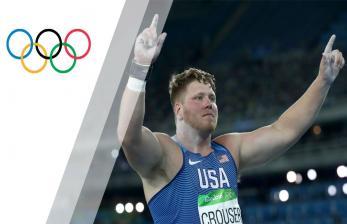 Tiga Kali Cetak Rekor Olimpiade, Atlet Ini Raih Emas