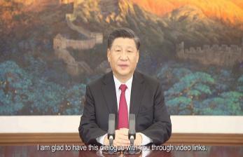 Xi Janjikan Dukungan Finansial Covid-19 di ASEAN