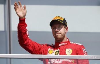Vettel Merasa Gagal di Ferrari