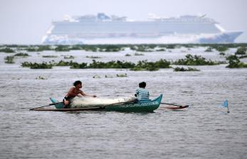 Bersiap Hadapi Topan Terkuat, Filipina Evaluasi Warga