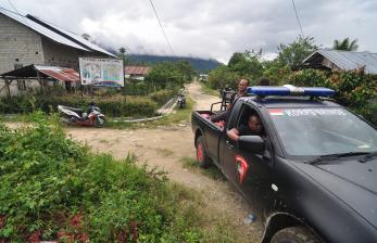 Pelaku Pembunuhan Sekeluarga di Sigi Dikejar ke Gunung