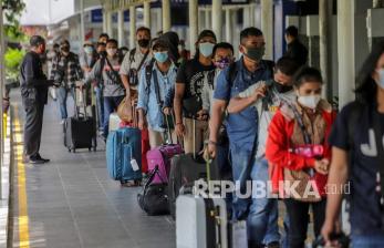 90 Pekerja Migran Positif Covid-19 Dirawat di Batam
