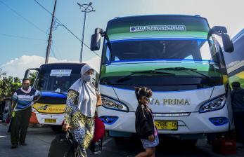 Larang Mudik, Jokowi: Mari Kita Ikhtiar Atasi Covid-19