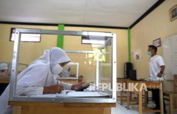 Madrasah di Zona Merah tak Diizinkan Gelar PTM