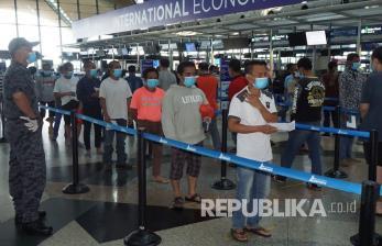 Malaysia Deportasi 1.038 TKI Ilegal