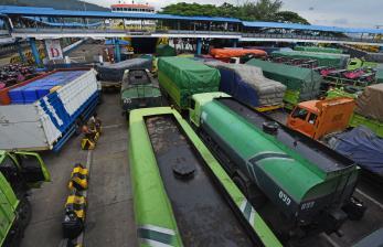 Kapolda Banten Cek Pelabuhan Merak Pastikan Larangan Mudik