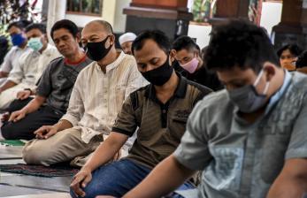 DMI Minta Masjid Serukan Protokol Kesehatan Setiap Sholat
