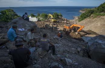 Operasi SAR Pencarian Korban Seroja di NTT Diperpanjang