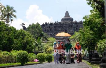 Wisata Baru 'Jejak Peradaban' di Candi Borobudur