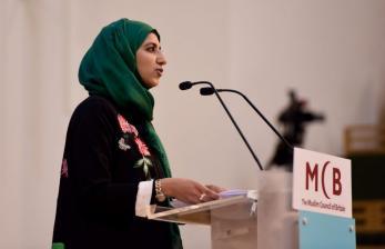 MCB Kunjungi Komunitas Muslim di Blackburn