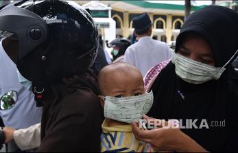 63 Ribu Masker Dibagikan ke Buruh dan Pekerja Migran