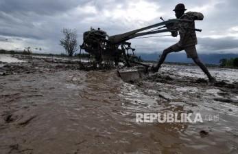 PWJ-ACT Bantu 216 Hektare Sawah Terdampak Bencana di Sigi